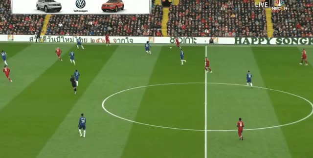 Watch and share Alexander Arnold Long Pass Vs Chelsea 18-19 GIFs by FIFPRO Stats on Gfycat