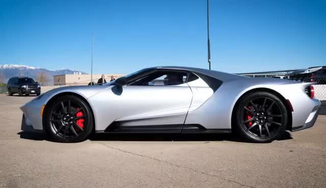 Watch and share 2017 Ford GT Driving Impressions GIFs on Gfycat