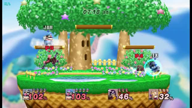 Watch Wario Double Combo 2 GIF by Jr Jam (@superaxel99) on Gfycat. Discover more related GIFs on Gfycat