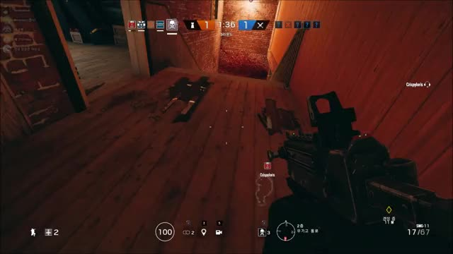 Watch and share Rainbow6 GIFs and Siege GIFs by 김정헌 on Gfycat
