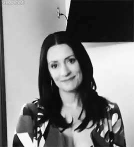 Watch and share Paget Brewster GIFs and Comedy Central GIFs on Gfycat