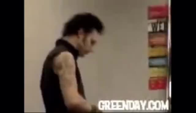 Watch Frank GIF on Gfycat. Discover more green day GIFs on Gfycat