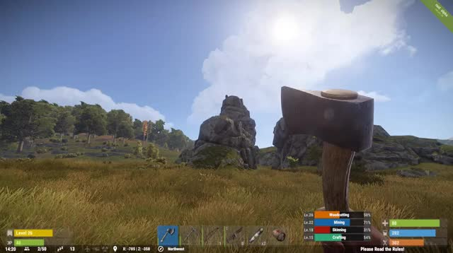Watch and share Playrust GIFs and Rust GIFs by Monk Gaming on Gfycat