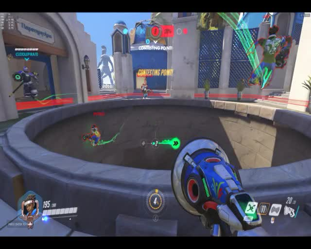 Watch Ptr wonders GIF on Gfycat. Discover more Overwatch, overwatch GIFs on Gfycat
