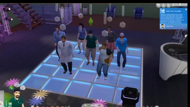 Watch and share Halforums - Typical Hardcore Casual Sims (dance) GIFs by Gas Bandit on Gfycat