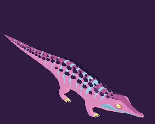 Watch and share Crocodile GIFs on Gfycat