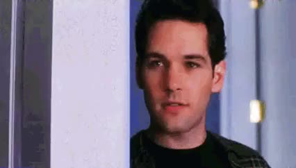 Watch this paul rudd GIF on Gfycat. Discover more Antman, Hank Pym, Paul rudd, SNL, Saturday night live, actors, antman, clueless, cute, funny movies, hank pym, movies, paul rudd, saturday night live, snl, superhero, superhero movies, wet hot american summer GIFs on Gfycat