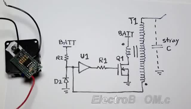Watch and share Slayer Exciter Circuit, Using A Tesla Coil GIFs on Gfycat