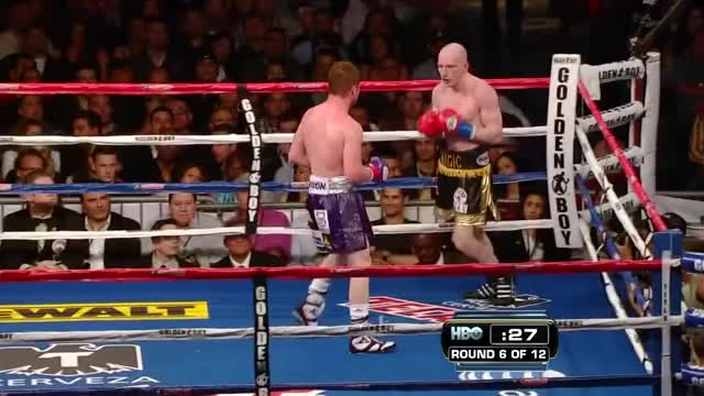 Watch Canelo, ring cutting, combinations GIF by @mahvelousmahvin on Gfycat. Discover more related GIFs on Gfycat