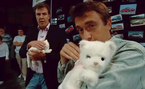 Watch and share Jeremy Clarkson GIFs and Richard Hammond GIFs on Gfycat