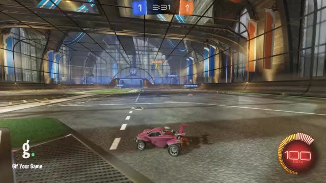 Watch Goal 3: MacGruber GIF by Gif Your Game (@gifyourgame) on Gfycat. Discover more Gif Your Game, GifYourGame, Rocket League, RocketLeague, T. GIFs on Gfycat