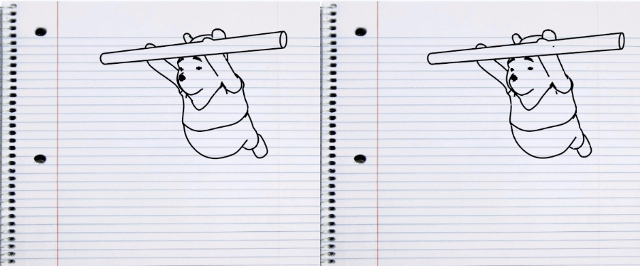 CrossView, crossview, Pooh Swing Crossview GIFs