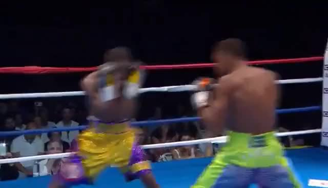 Watch Boxe : HASSAN N'DAM vs ALFONSO BLANCO Full Fight 17.12.16 GIF on Gfycat. Discover more related GIFs on Gfycat