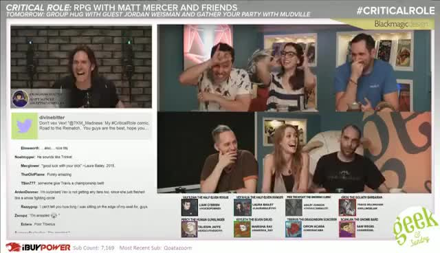 Watch THE REMATCH - Critical Role RPG Show: Episode 23 GIF on Gfycat. Discover more related GIFs on Gfycat
