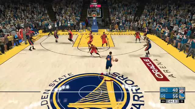 Watch and share Nba2k GIFs by Carlito Pilscy Green on Gfycat