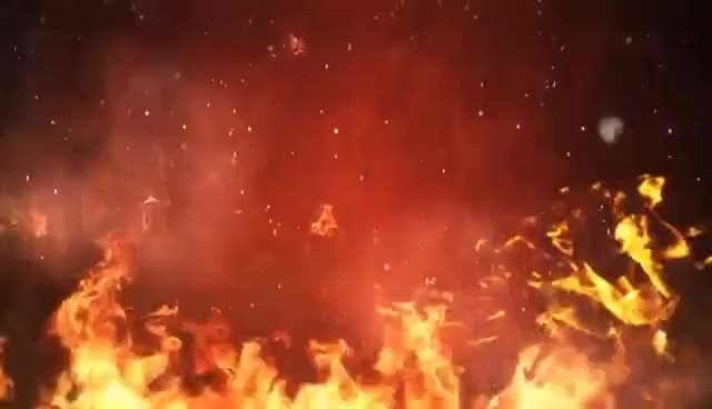 Watch and share Footage Background Rising Fire GIFs on Gfycat