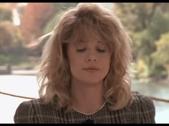 Watch When Harry Met Sally (1989) GIF by @marikoholics on Gfycat. Discover more People & Blogs, WHMS, carrie fisher, celebs, ovafanboy GIFs on Gfycat