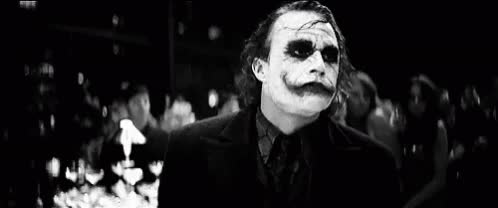 Watch Joker Of Course GIF on Gfycat. Discover more heath ledger GIFs on Gfycat