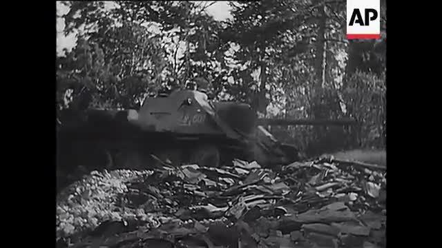 destroyedtanks, German Troops and Tanks (reddit) GIFs