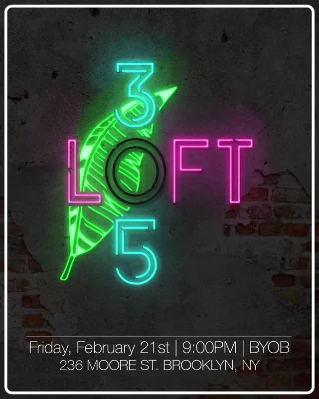 Watch and share Loft 305 Logo 2020 GIFs on Gfycat