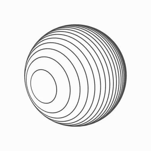loadingicon, Shuffling Sphere GIFs