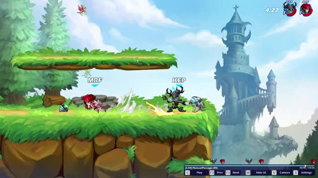 Watch and share Brawlhalla 2020-05-04 18-14-34 GIFs by Brian Lrd on Gfycat
