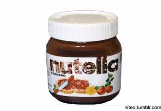 Watch and share Galaxy Nutella GIFs on Gfycat