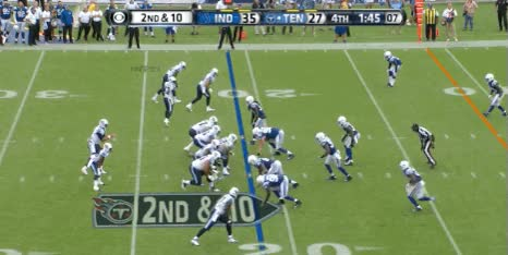 Watch and share Mariota Escapes GIFs on Gfycat
