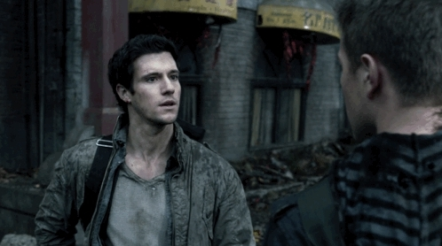 Ben Mason, BenMason, Cochise, Connor Jessup, ConnorJessup, Drew Roy, DrewRoy, Espheni, Falling Skies, FallingSkies, Hal Mason, HalMason, HarnessedChildren, Mega Mech, Overlord, Skitter, Skitters, TNT, Volm, aliens, brothers, hybrid, post apocalyptic world, spikes, DefiniteInfamousCirriped GIFs