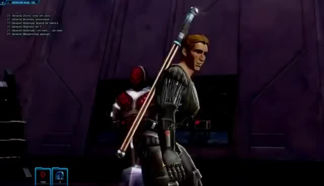 Watch Sith! GIF on Gfycat. Discover more force, funny, jedi, lightsaber, owned, sith, swtor, warrior GIFs on Gfycat