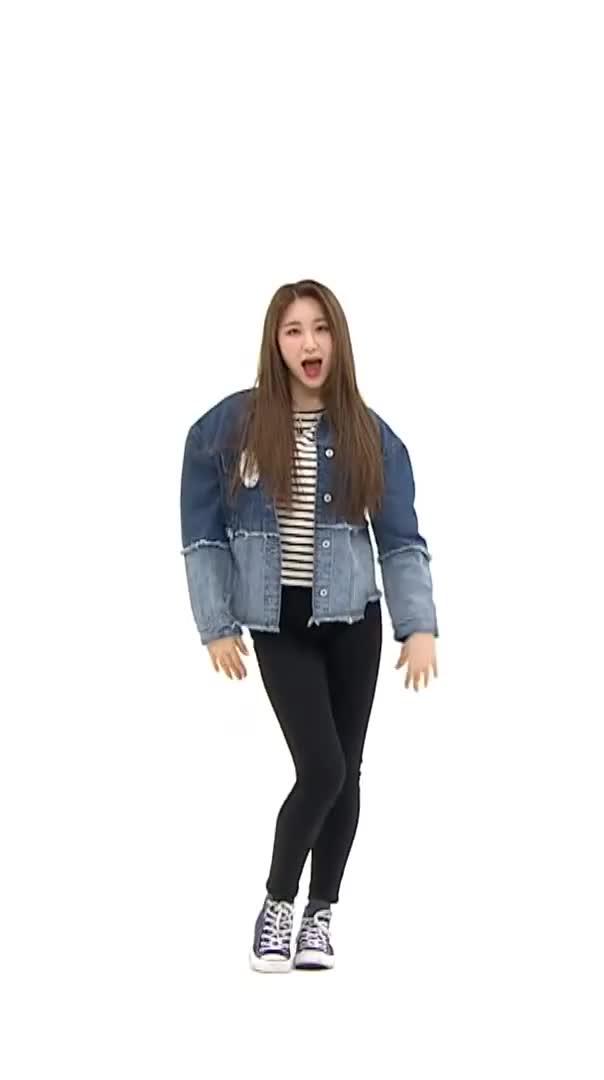 Watch and share IZ ONE Lee Chaeyeon (이채연) Weekly Idol Violeta Fancam (비올레타 직캠) (online-video-cutter.com) GIFs on Gfycat