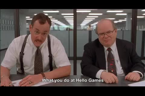 Watch and share Richard Riehle GIFs and John Mcginley GIFs on Gfycat
