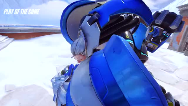 Watch and share Overwatch GIFs and Reinhardt GIFs by Yorkhorster on Gfycat