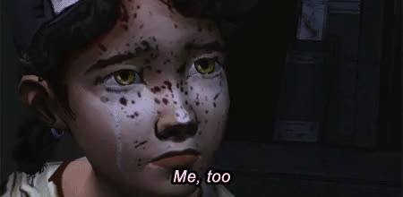 Watch this trending GIF on Gfycat. Discover more The Walking Dead Game 30 Day Challenge, day 15, lee everett, on break;, the walking dead game, twdg, twdg lee, twdg spoilers GIFs on Gfycat