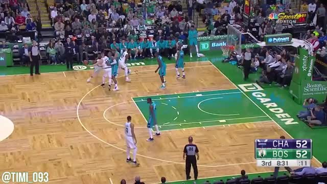 Watch and share Jaylen Brown GIFs and Terry Rozier GIFs by Adrian Stempinski on Gfycat