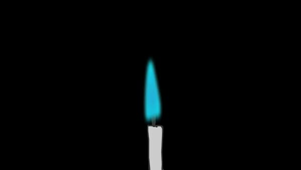 Watch and share Candle Flame GIFs on Gfycat