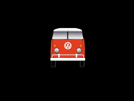 Watch and share Volkswagen Bus GIFs on Gfycat