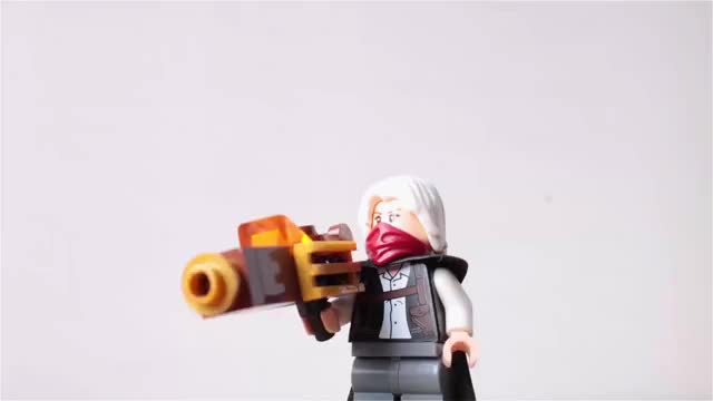 Watch I made Ashe and Bob in Lego GIF on Gfycat. Discover more lego, overwatch GIFs on Gfycat
