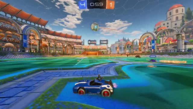 Watch and share Backwards Aerial Goal! GIFs on Gfycat