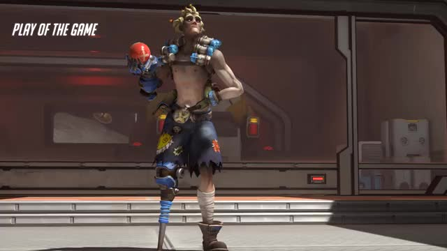 Watch and share Overwatch GIFs and Junkrat GIFs by TheHinglishGamer on Gfycat