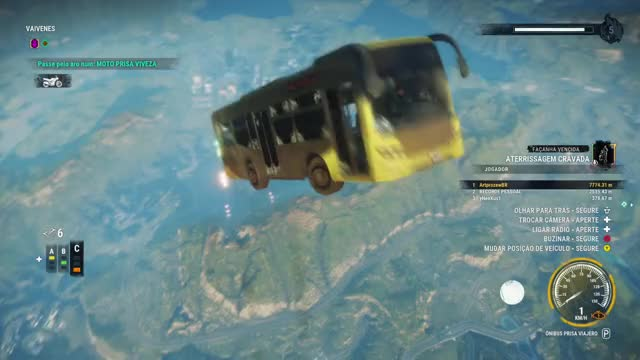 Watch and share Artprozewbr GIFs and Justcause4 GIFs by Gamer DVR on Gfycat
