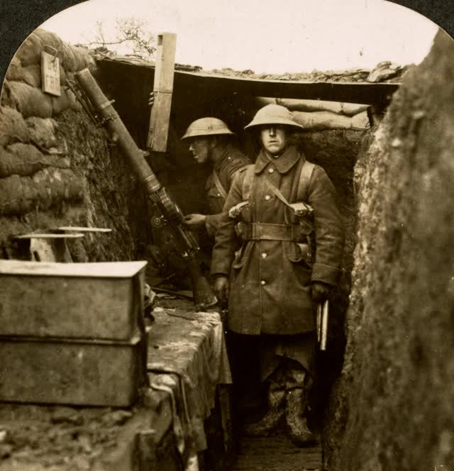 Watch stereo british front line trench balkans GIF on Gfycat. Discover more related GIFs on Gfycat