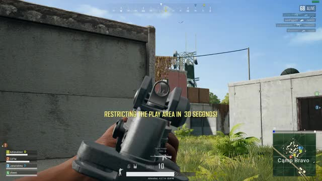Watch and share Vlc-record-2018-07-10-17h52m09s-PLAYERUNKNOWN GIFs on Gfycat
