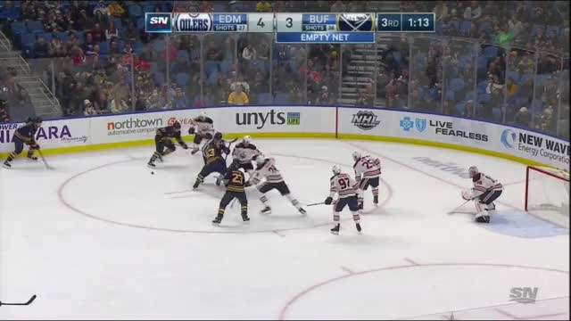 Watch McDavid misses empty net GIF by Beep Boop (@hockeyrobotthing) on Gfycat. Discover more Edmonton Oilers, hockey GIFs on Gfycat