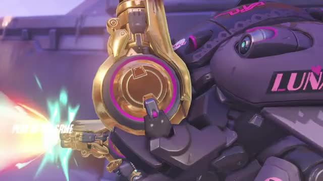 Watch and share Overwatch GIFs and Ultimate GIFs by Reborn ILLUMINATI on Gfycat