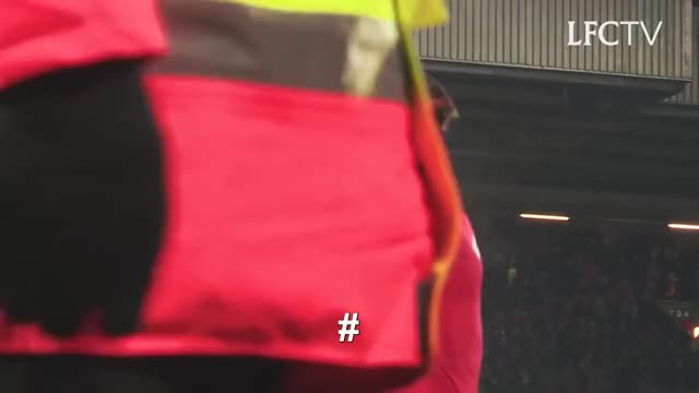 Watch Inside Anfield: Liverpool 4-1 Stoke City | TUNNEL CAM GIF on Gfycat. Discover more lfc, liverpool, liverpool fc GIFs on Gfycat