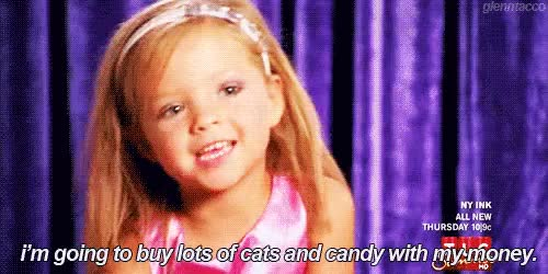 Watch and share And Toddlers & Tiaras... GIFs on Gfycat