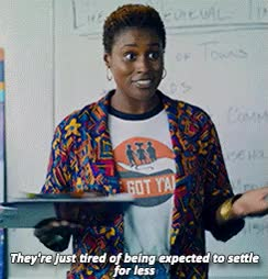 Watch and share Issa Rae GIFs on Gfycat