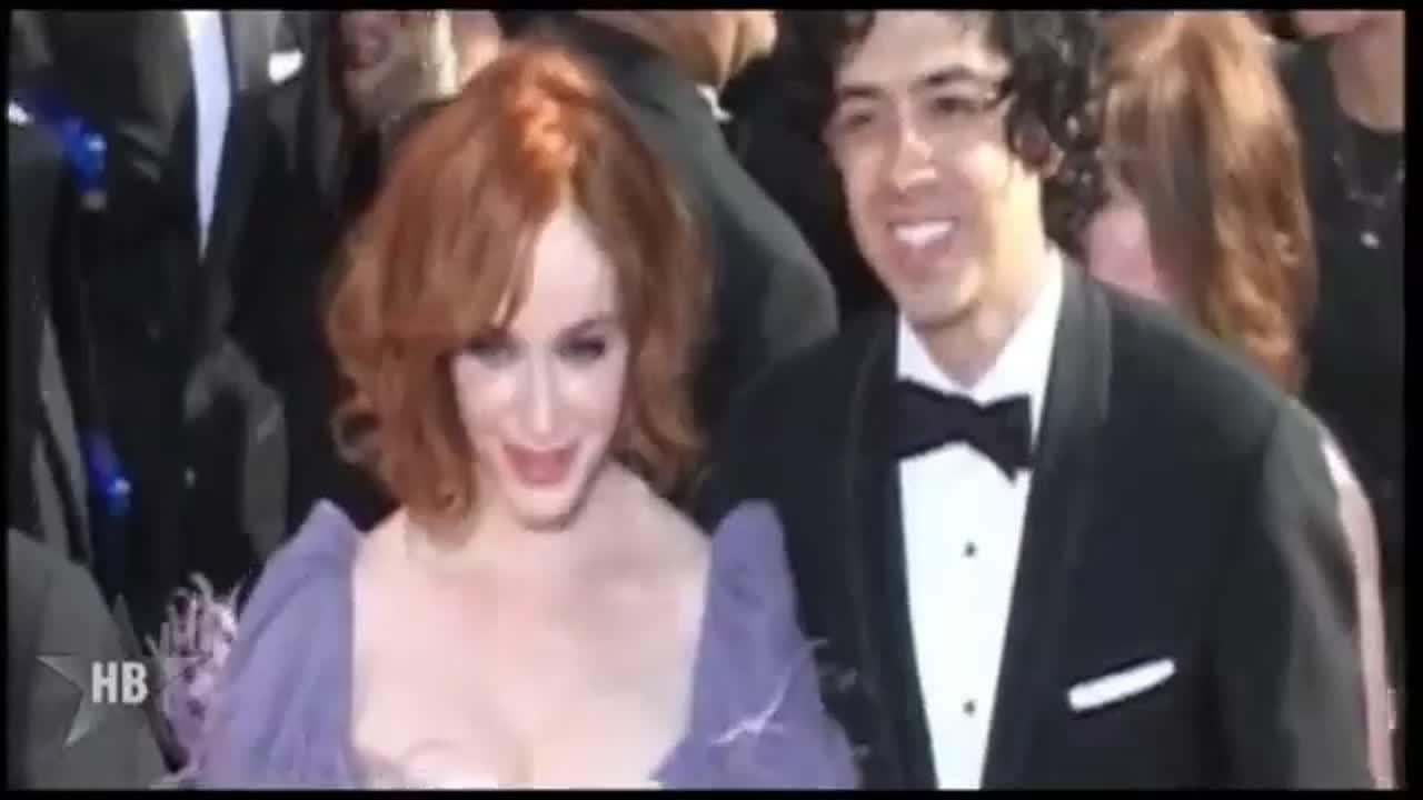 Christina Hendricks, ChristinaHendricks, Christina Hendricks - 62nd Primetime Emmy Awards (2010) GIFs