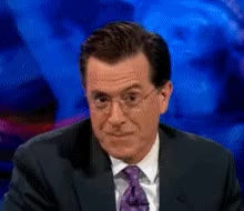 Watch and share Stephen Colbert GIFs and Licking GIFs on Gfycat